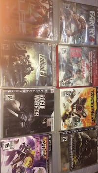 8 perfect condition  PS3 game  Lloydminster (Part), S9V