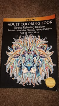 adult coloring Wilmington, 28401