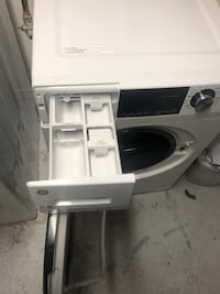 Slightly use GE electric washer only two month old  Glen Burnie, 21061