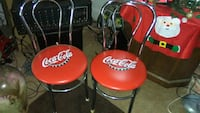 Coca Cola Chairs 2