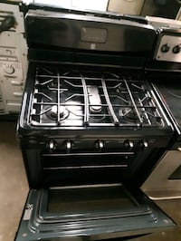 KENMORE 5 BURNERS GAS STOVE WORKING PERFECTLY  Baltimore, 21201