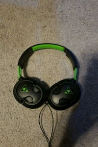 black and green Turtle Beach recon 50x Stafford, 22554