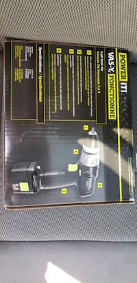 Power it cordless drill Sherwood Park, T8A 0N9