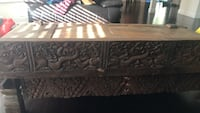 black and brown wooden chest Fairfield, 94534