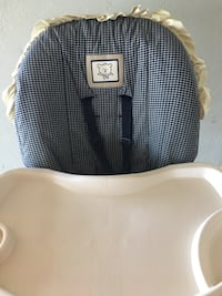 baby's black and white high chair 圣马特奥, 94403