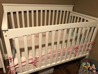 Baby furniture (Crib, mattress, changing table, dresser Vancouver, 98665