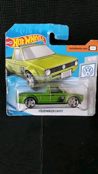 WOLKSWAGEN CADDY  PICKUP  DIECAST