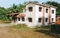 35 cents land with 6bhk house  Kallige, 574219