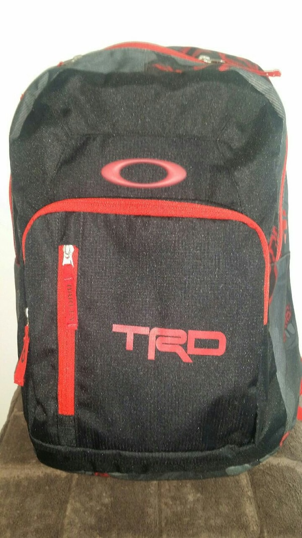 Used Backpack Oakley TRD toyota for sale in Coral Springs - letgo 22e156063325b