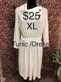 Ladies Size XL Tunic Dress Edmonton, T6L 6Z6