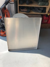 Washer Stainless Steel Pan 29x32  Brand New, Never Used Harvey Cedars, 08008