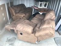 Suede couches  Jacksonville, 28546