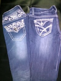 (Left) Amethyst Size1 (Right) Sound Girl Size 0