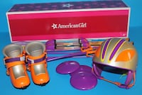 American Girl Doll Nicki Ski Gear-New in Box Factory Wrapped 838 mi