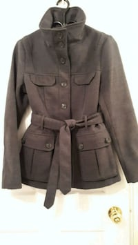 MANTEAU COURT H&M | SHORT H&M JACKET Montreal, H1K