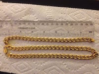 gold chain necklace San Diego, 92105