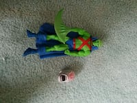 Martian Manhunter Figurine with extra part Charles Town, 25414