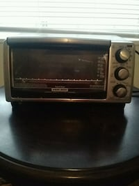 Black and decker toaster oven Alexandria, 22304