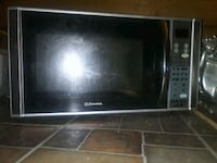 black and gray microwave oven Springfield, 65802