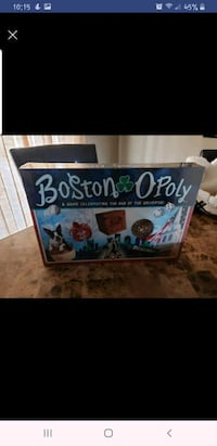 Unopened board game Dudley, 01571