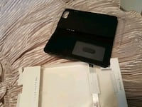 I phone 6 leather wallet new in case  909 mi