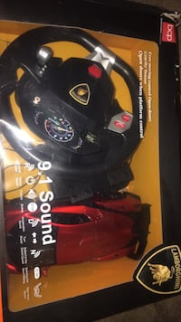 Black and red Lamborghini controller and set up Aldie, 20105