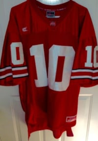 Troy Smith Ohio State Buckeyes Football Jersey Mens 2XL London
