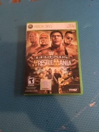 WWE LEGENDS XBOX 360 Edmonton, T5Y 2V6