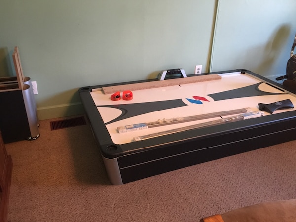 Used Air Hockey Table Full Size For Sale In Rochester Letgo