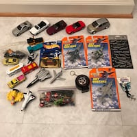 Hotwheels matchbox hot wheels new airplanes and cars toys planes Burtonsville, 20866