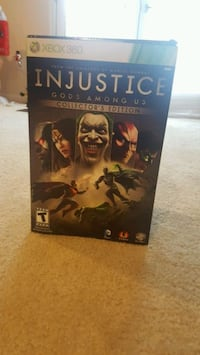 Injustice: Gods Among Us Dumfries