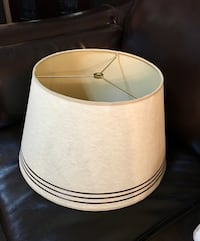 Cream with brown stripe Large Calgary, T2Y 4H5