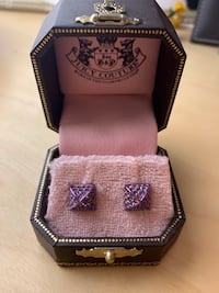 Juicy Couture earrings Vancouver, V5S