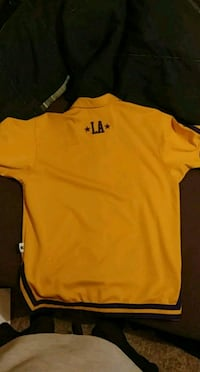Yellow Lakers Jersey 1167 km