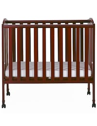 Cherry wood crib (new) Washington