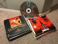 Over 20 Laserdiscs (not dvds) Henderson, 89052