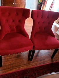 Two accent  chairs Edmonton, T6V 0A6