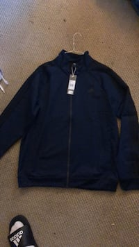 adidas jacket new with tag size XL San Ramon, 94582