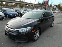 2018 Honda Civic LX AUTOMATIC WITH REAR VIEW CAMERA