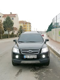 2009 Chevrolet Captiva 2.0 16V DIESEL HIGH AT 7K Güllük