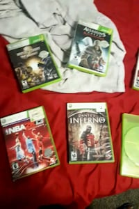 Selling my 360 games switched to ps4 London, N6P