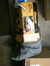 Valucraft dg-3 car fitted cover protection dirt  Woburn