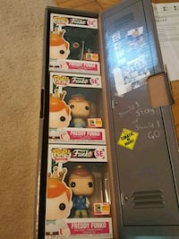 Funko fundays locker Beech Grove
