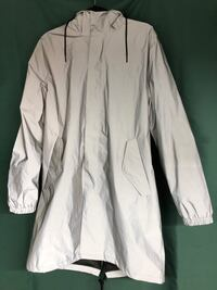High Visability rain coat