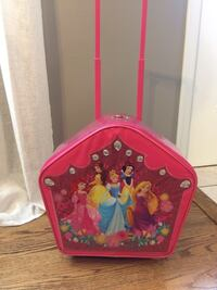 Disney Princess Suitcase Jefferson, 21755