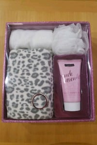 Olivia Grace shower in luxury kit great Christmas gift