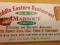 SELLING restaurant business in negril. Toronto