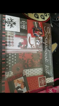 Scrapbook kit Winchester, 40391