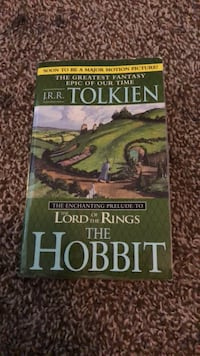 The Lord  of the Rings: The Hobbit by J.R.R. Tolkien Winder, 30680