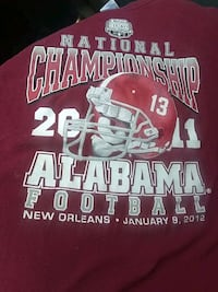 Alabama Game Day shirt like New ! Tuscaloosa